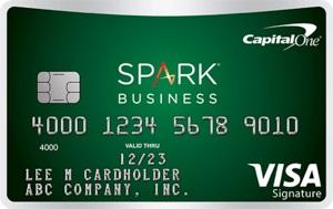 Capital One Spark Cash for Business Card $500 Cash Bonus
