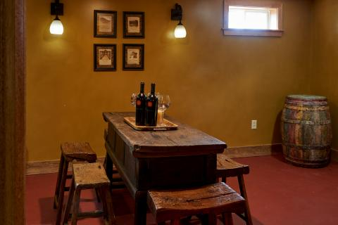 Wine Cellars and In-Home Bars | Maine Homes for Sale | Maine Real Estate Blog