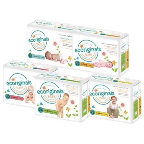 List of Environmentally Friendly Disposable Nappies